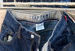 Designer Jeans from the GAP