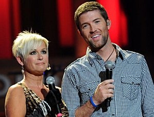 Josh Turner & Kellie Performing Together