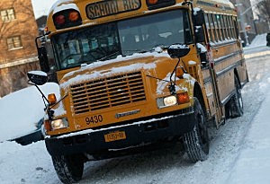 Another Winter Storm & Schools Get A Slow Start
