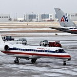Major Winter Storm Stops American Airlines