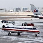Major Winter Storm Stops American Airlines