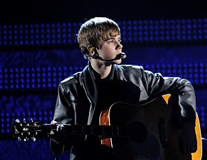 Justin Bieber Performs At The GRAMMY Awards
