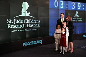 Marlo Thomas & St Jude Kids Wait For Total