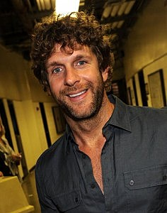 Billy Currington Happy to be opening for Kenny Chesney