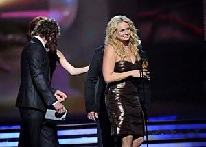 Miranda Lambert At The GRAMMY's