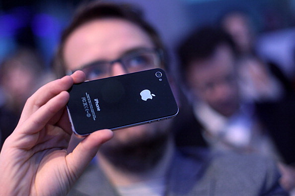 Global Tracking iPhone Big Brother Is Watching Your Every Move