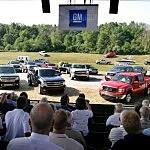 GM Unveils New Sierra Silverado Pickup Truck
