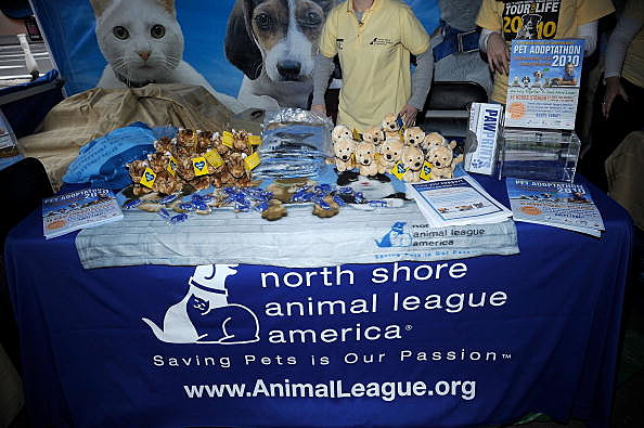 Mya Hosts North Shore Animal League America's Tour For Life
