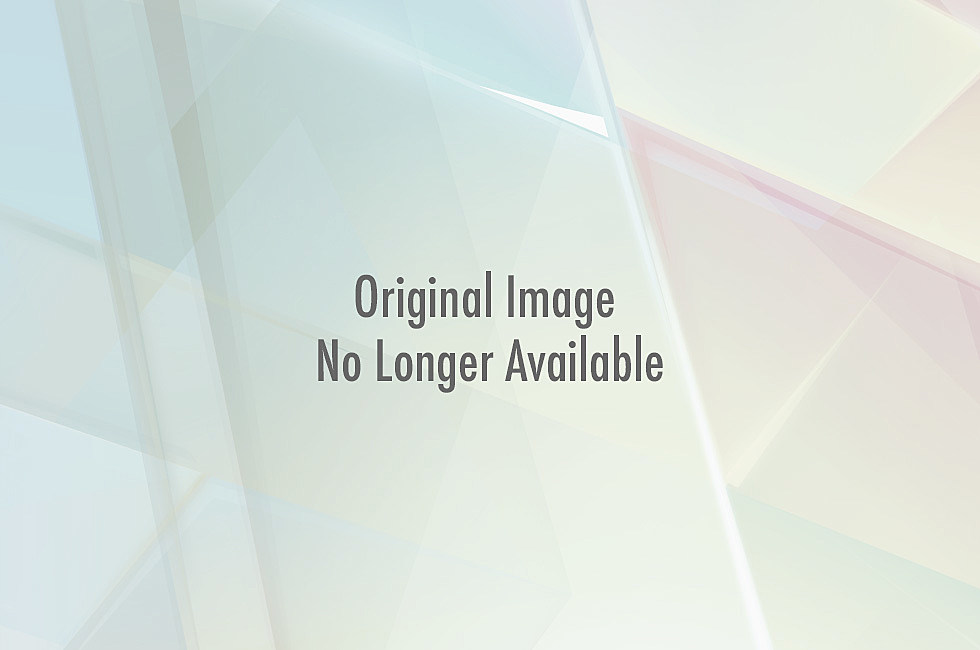 Abilene Train Track Looking Westward