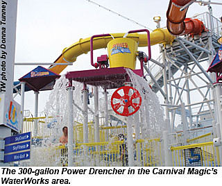 Carnival Dream Drencher Water Works