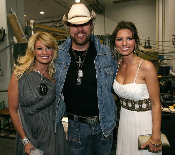 Toby Keiths Wife And Kids Toby keith's foundation