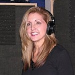 Twyla Forman Laying Down Vocal For Beautiful Scars