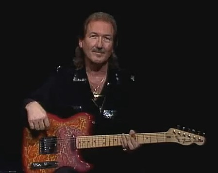 YouTube - James Burton Demonstrating His Chicken Picken