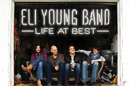 Eli Young Album Cover Life At It's Best
