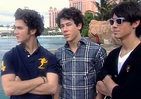 Jonas Brothers at the Atlantis