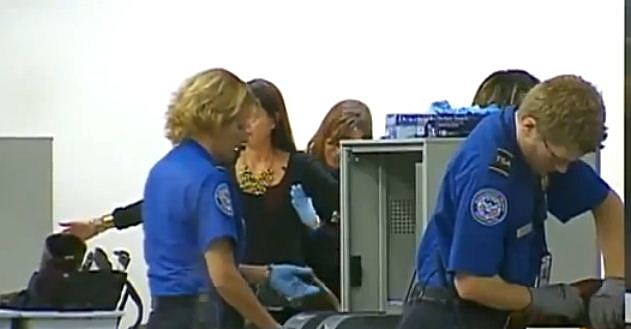 YouTube Airport Security 2