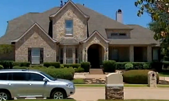 Flower Mound Texas Home