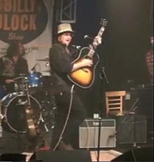 Richie Owens Playing Guitar 2