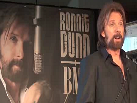 Ronnie Dunn at BMI Celebration