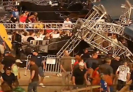 Stage Collapsed