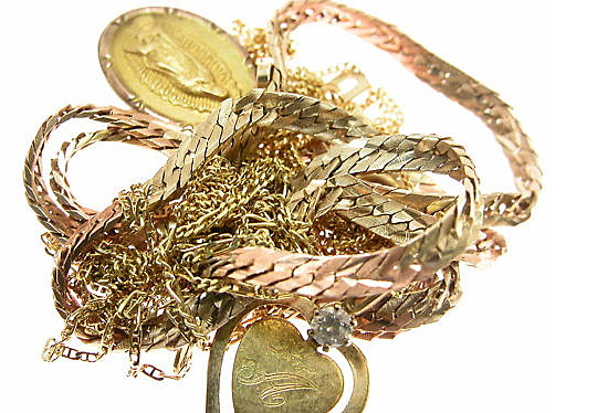 Texas Come and Get it Gold Chains at Ebay