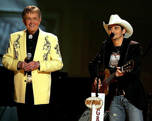 Bill Anderson & Brad Paisley perform at Carnegie Hall NY