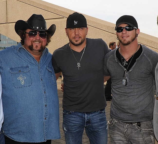 Colt Ford Jason Aldean Brantley Gilbert