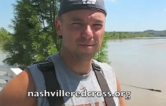 Kenny Chesney for Red Cross