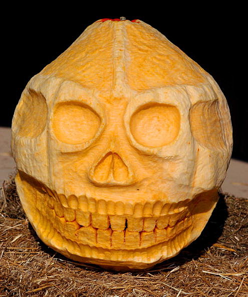 Pumpkinfest Pumpkin Carving Gallery Held In Doylestown, Pennsylvania