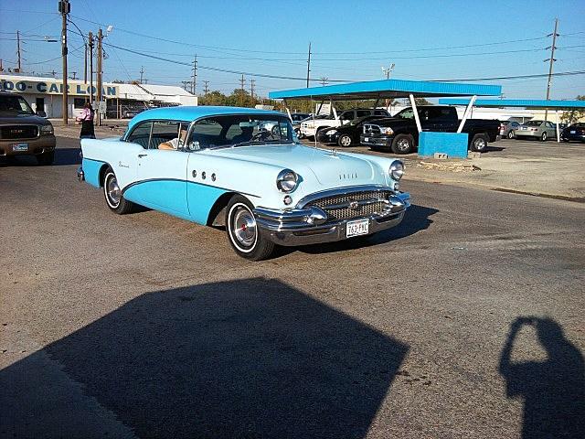 50's Model Buick