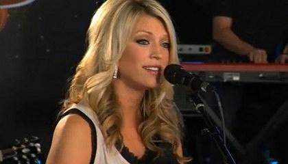 Charla Corn Singing