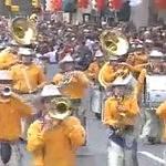 HSU Cowboy Marching Band