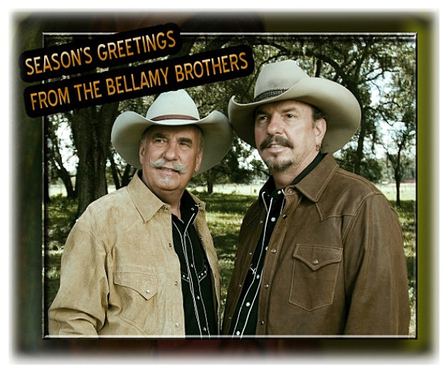 Bellamy Brothers Christmas Greetings