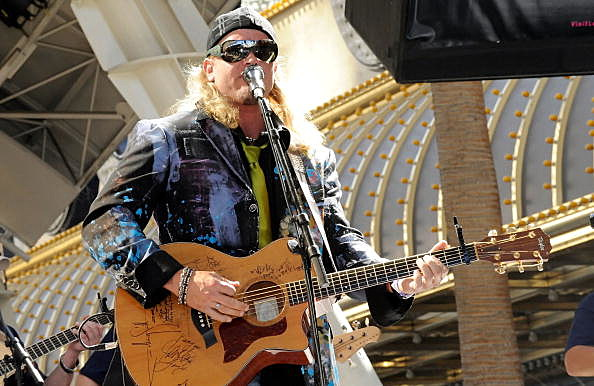 Ira Dean performs during the Academy of Country Music