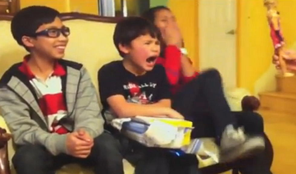 Jimmy Kimmel\'s I Gave My Kids a Terrible Present Part 2 [VIDEO]
