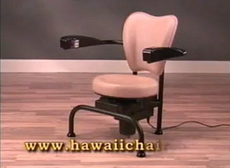 best infomercials on television:spray on hair, slap chop, hawaii