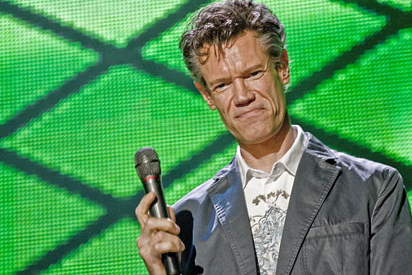 Randy Travis performs at The 2008 CMA Music Festival