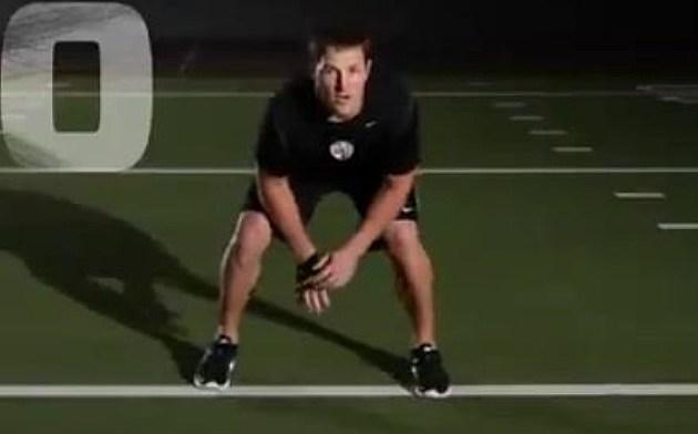 Jason Witten D1 workout