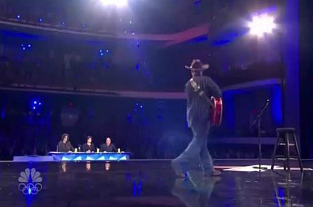 Timothy Poe on America's Got Talent
