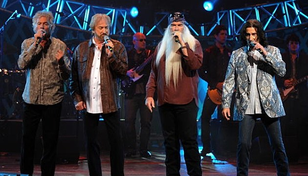 Oak Ridge Boys singing