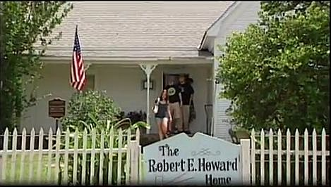 robert e howard home/museum