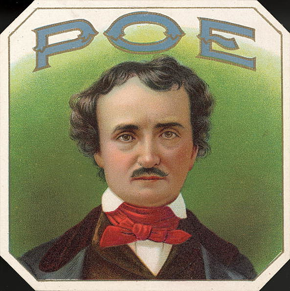 Portrait Of Poe