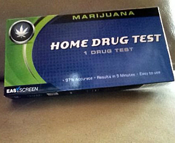 Pot Drug Test