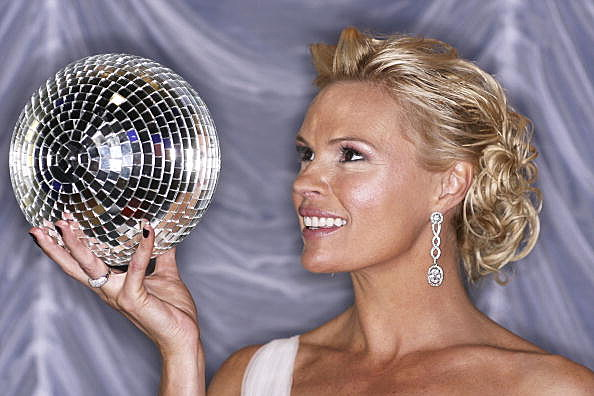 Dancing With The Stars -mirror ball trophy