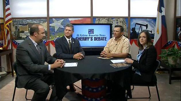 KTXS/Abilene Reporter-News Sheriff Debate