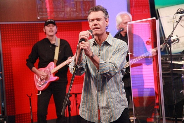 Randy Travis sings for FOX & Friends