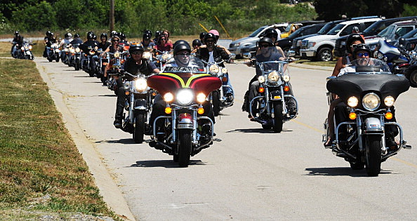 Ride For A Cure Motorcycles