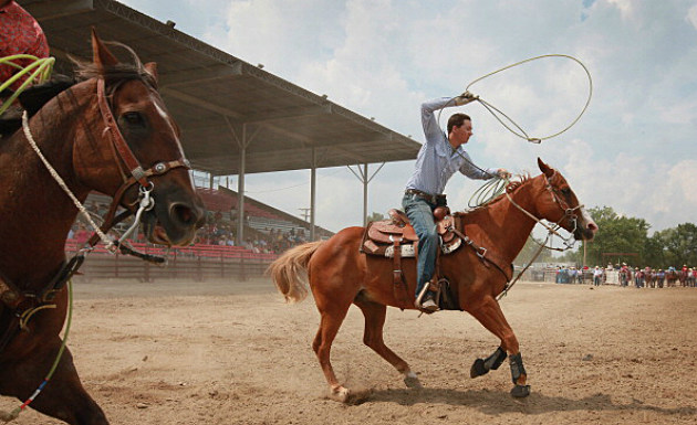 George Strait Team Roping Championship
