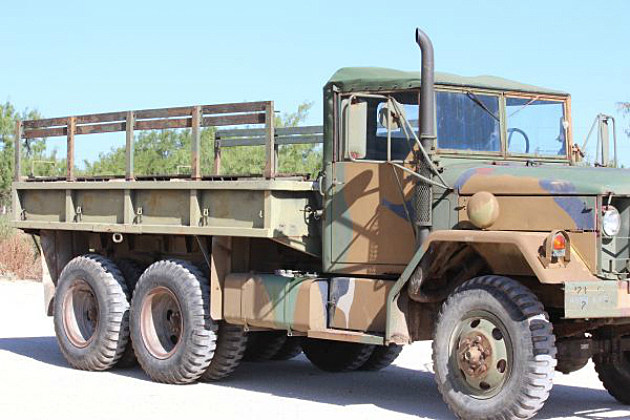 1970 Military Truck