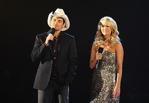 The Annual CMA Awards with Brad Paisley & Carrie Underwood